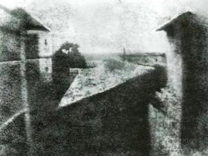 1826-prima fotografie facuta vreodata...