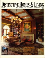 Distinctive Homes Living cover