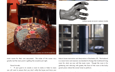 In Design: Music and the Home