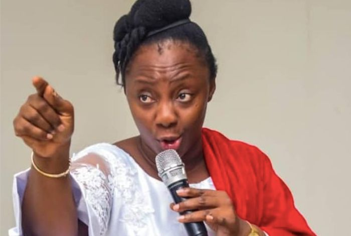 Don't leave if your husband cheats on you – Counsellor Charlotte Oduro tells GH ladies