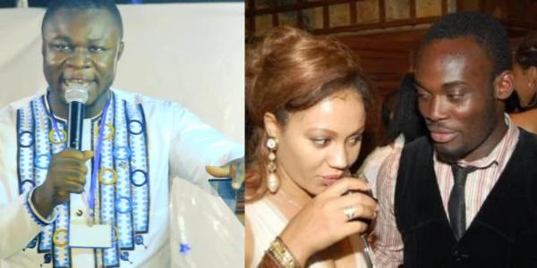 Michael Essien couldn't stay with Nadia Buari & other ladies for more than a year because he is gay – Prophet Adu Boahen