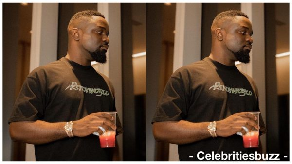"""""""Be Confident in whatever you are doing regardless of the struggles you face"""" Sarkodie advices"""
