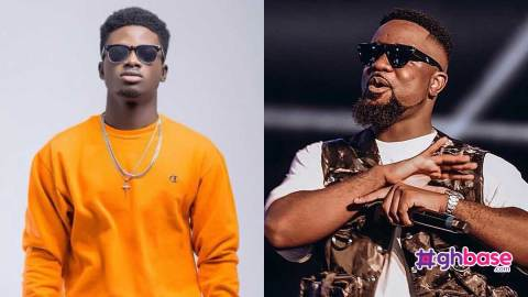 I won't describe Sarkodie as a friend – Kuami Eugene gives 3 reasons why (+Video)