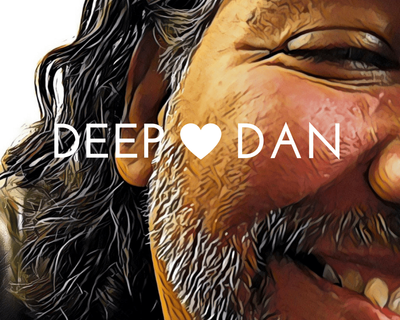 The Deep Dan Podcast 1