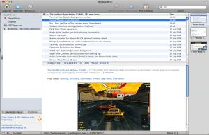 NetNewsWire Mac Version