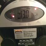 Halfords smart charger