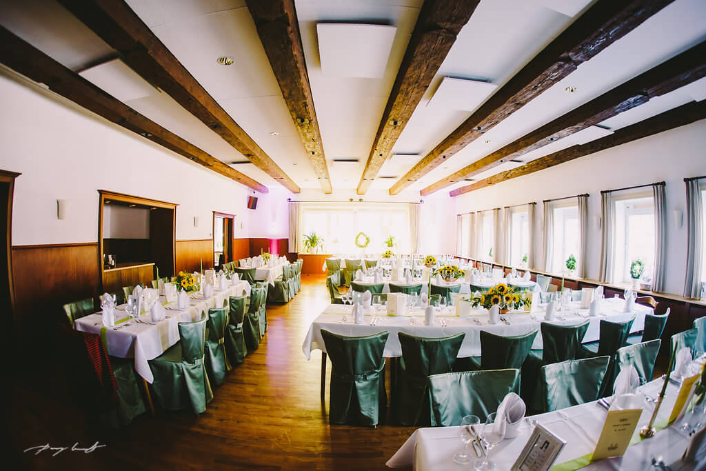 Hochzeitsvorbereitungen Heinrich Heine Haus Lneburg