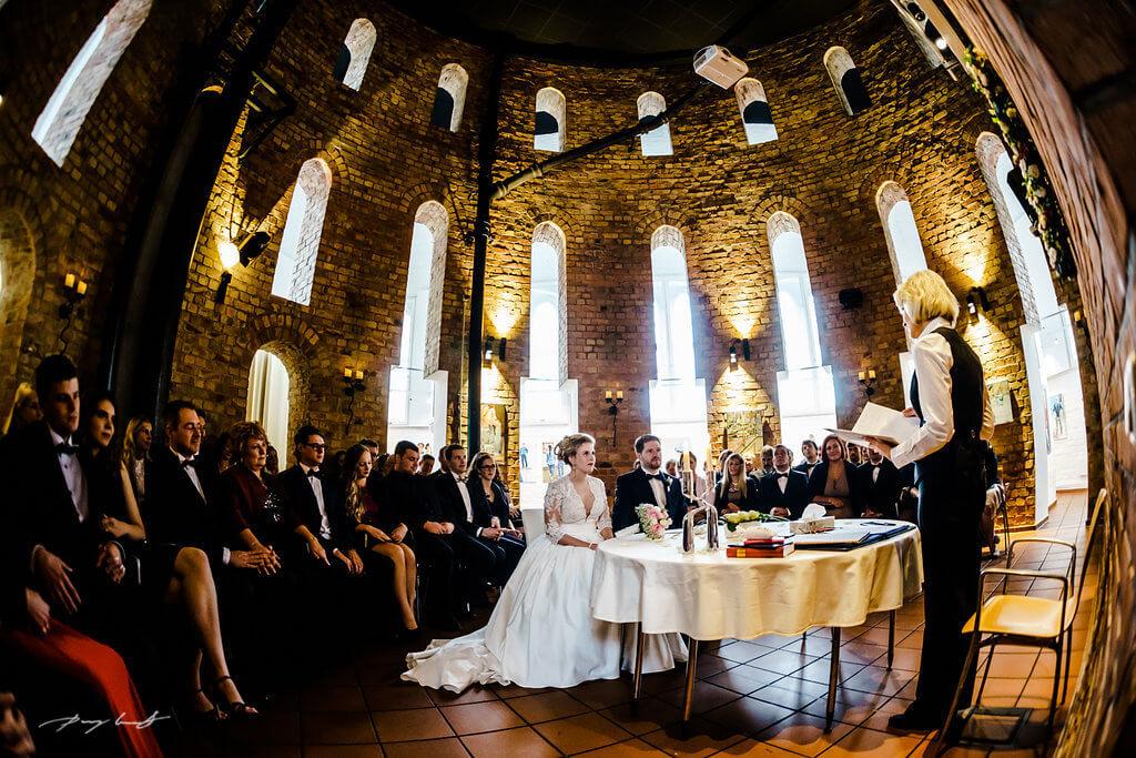 Hochzeit im Landgasthof MaackKramer und Trauung im