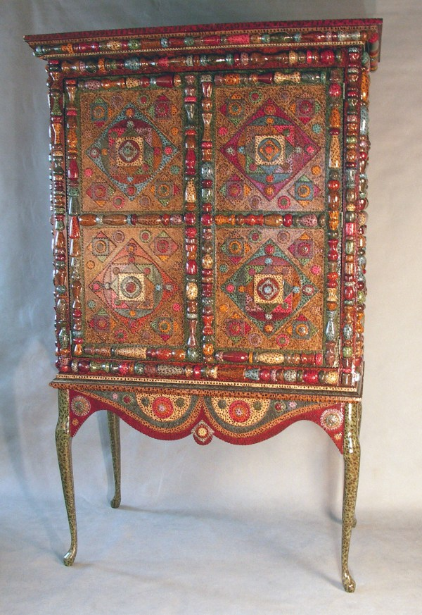 Furniture Inspired Tramp Art Folk