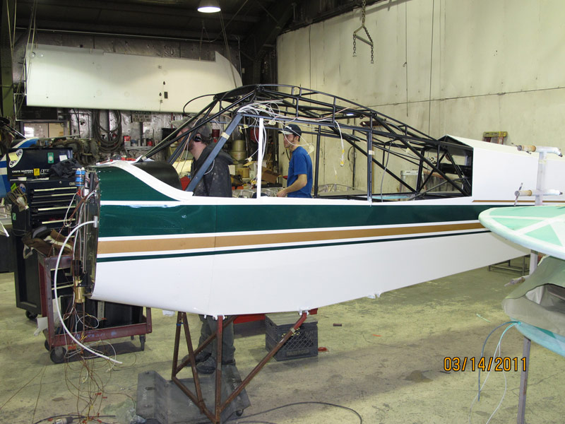 PA18 Super Cub  Aviation Repair  Airplane Raffle  Dans Aircraft Repair Inc