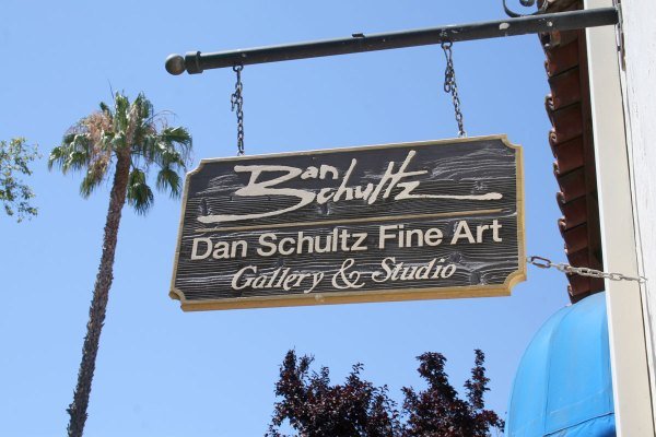 Ojai Art Dan Schultz Fine