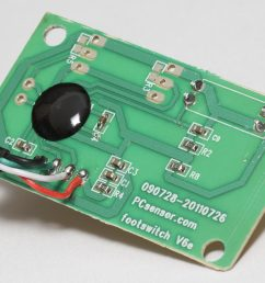 usb pedal circuit board [ 1280 x 875 Pixel ]