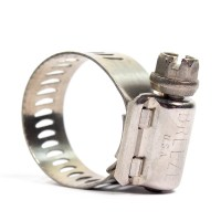 IDEAL 67106 316 Stainless Steel Hose Clamp 8/Box 6710-6