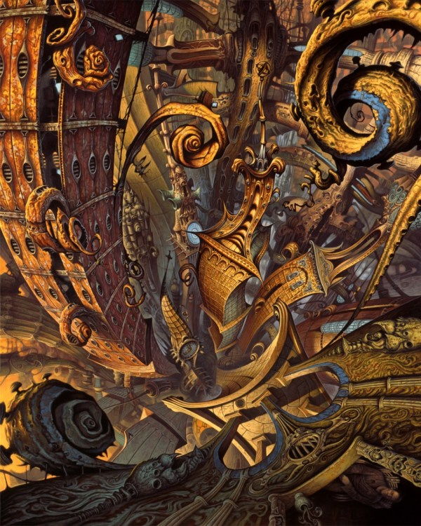 Dan Seagrave Art