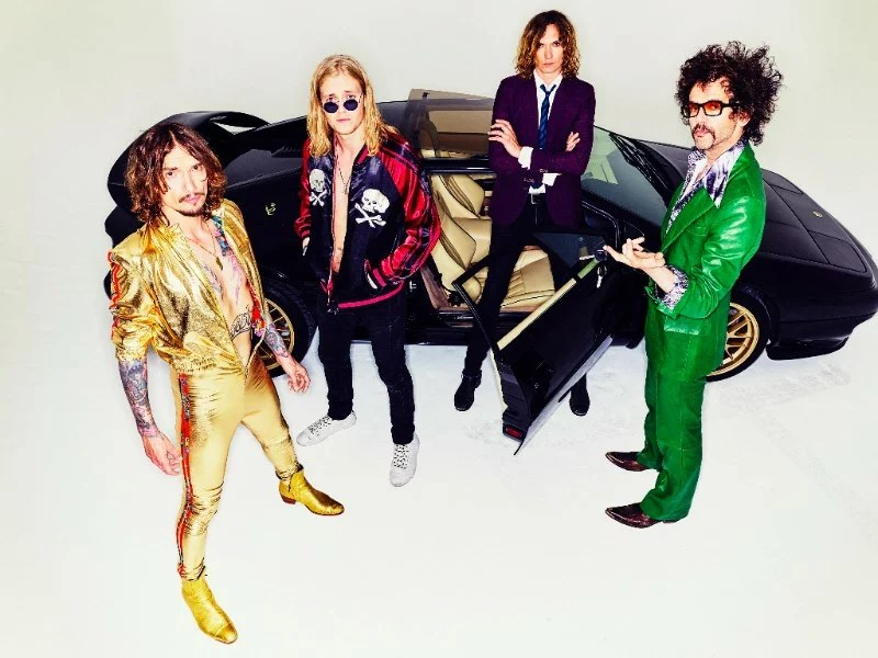"Nieuwe single The Darkness – ""All The Pretty Girls"""