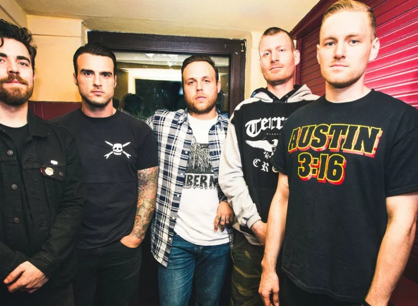 Stick To Your Guns + Being As An Ocean + support @ Ancienne Belgique (AB): Geplaagd door chaos en stemproblemen
