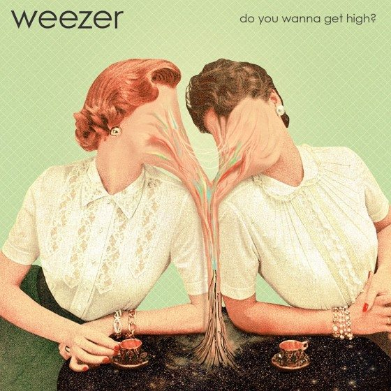 Nieuwe single Weezer