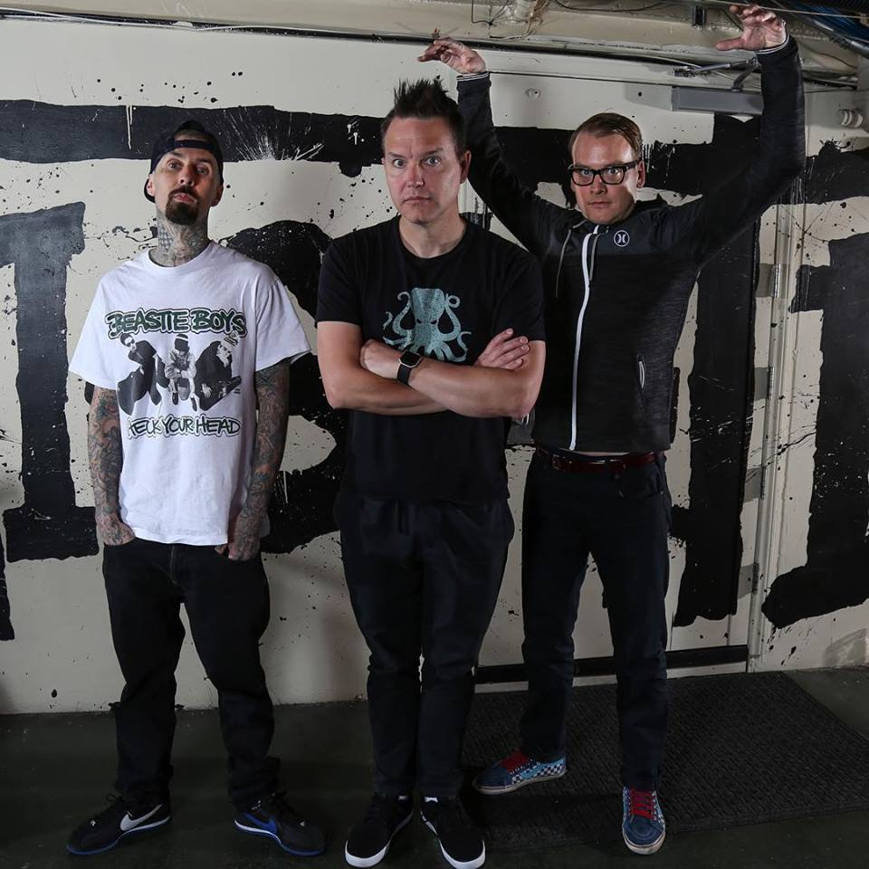 "Nieuwe single Blink-182 – ""Parking Lot"""