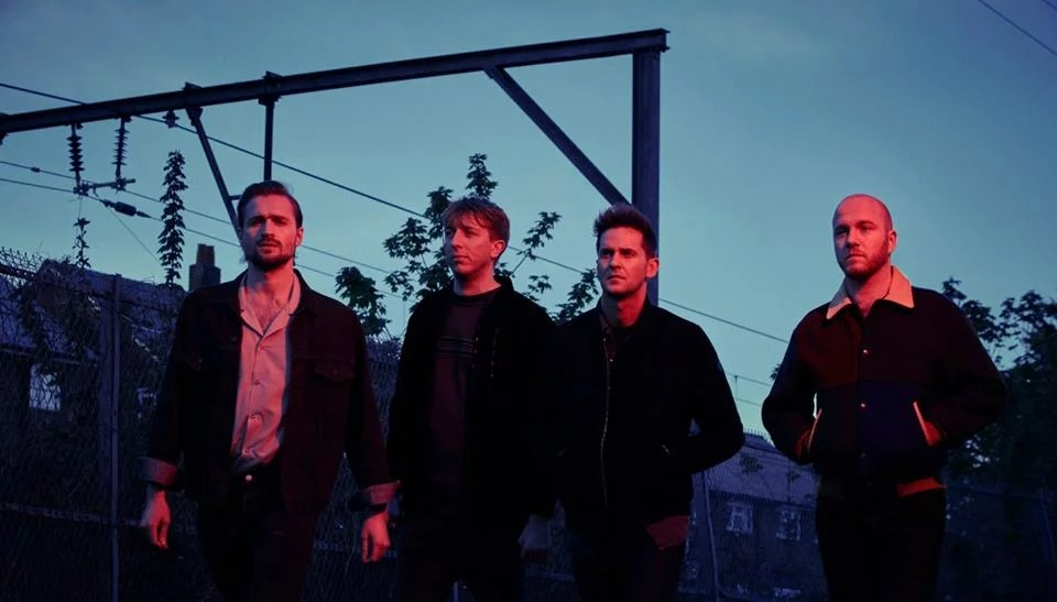 "Nieuwe single Wild Beasts – ""Get My Bang"""