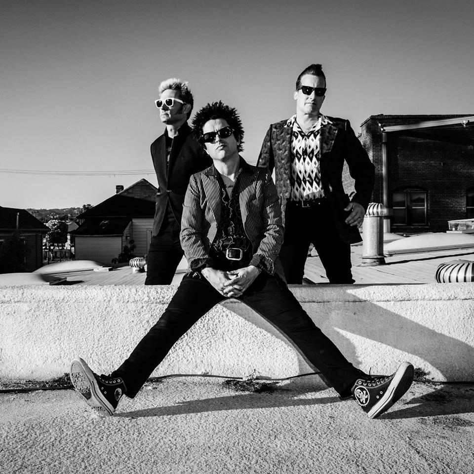 """Nieuwe single Green Day – """"Back In The USA"""""""