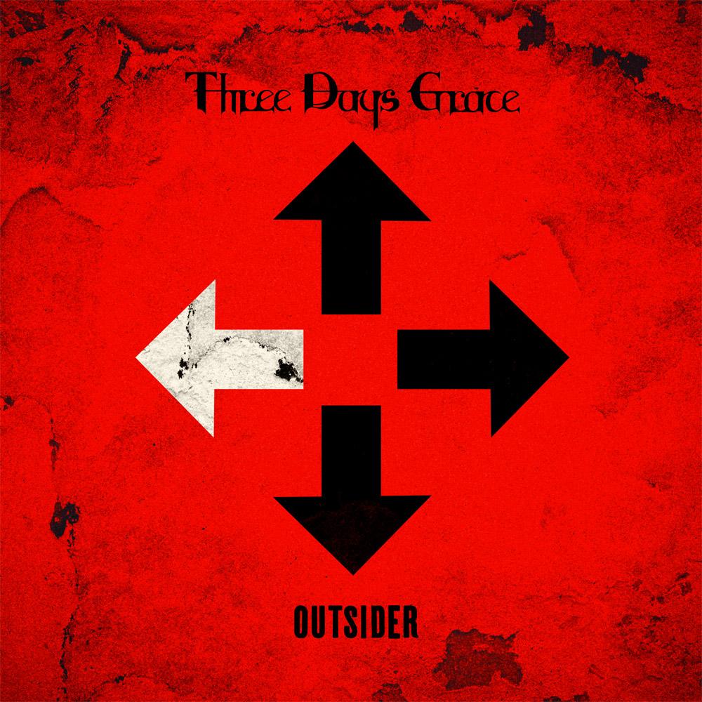 Three Days Grace – Outsider (★★★½): Haal de luchtgitaar maar boven