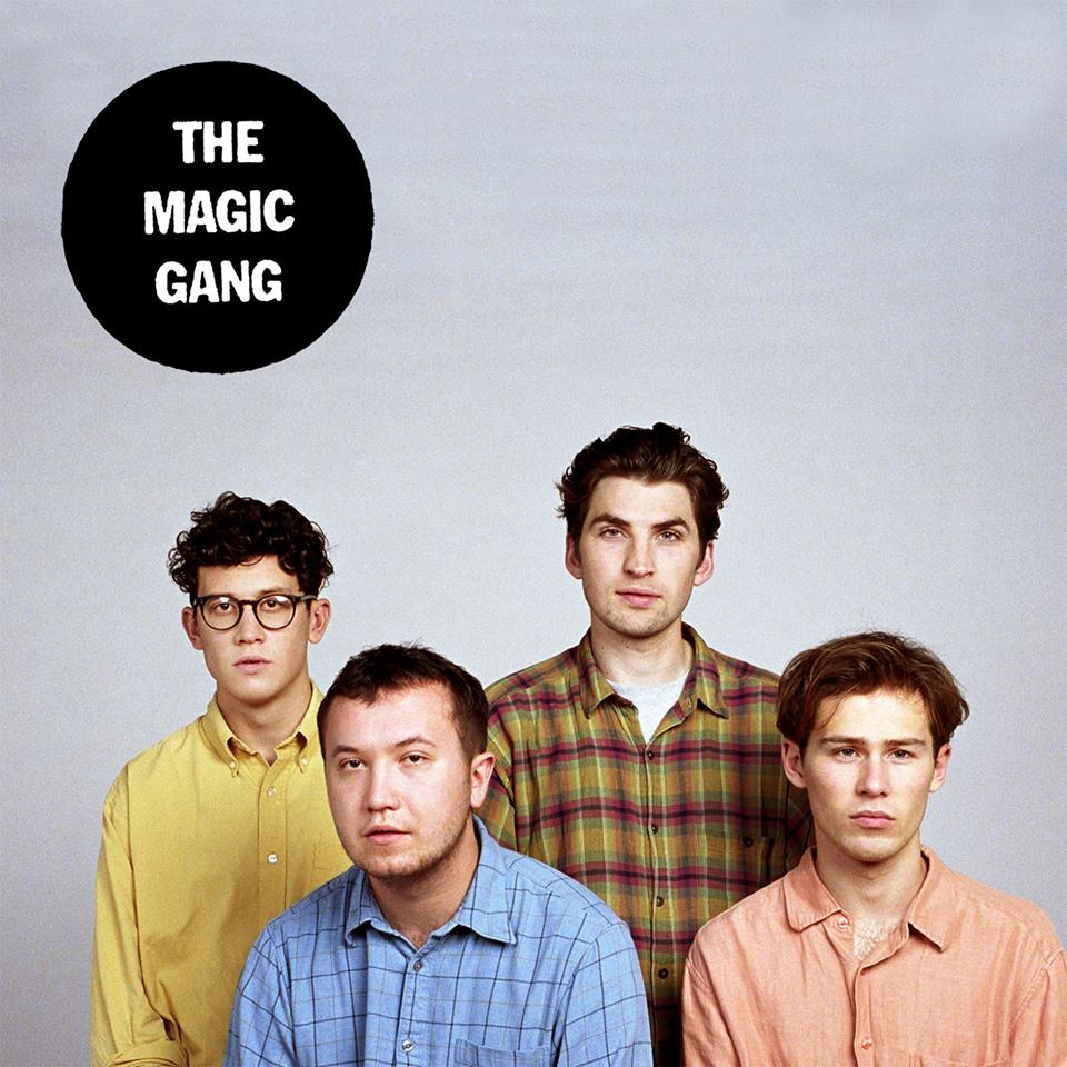 "Nieuwe single The Magic Gang – ""Take Care"""
