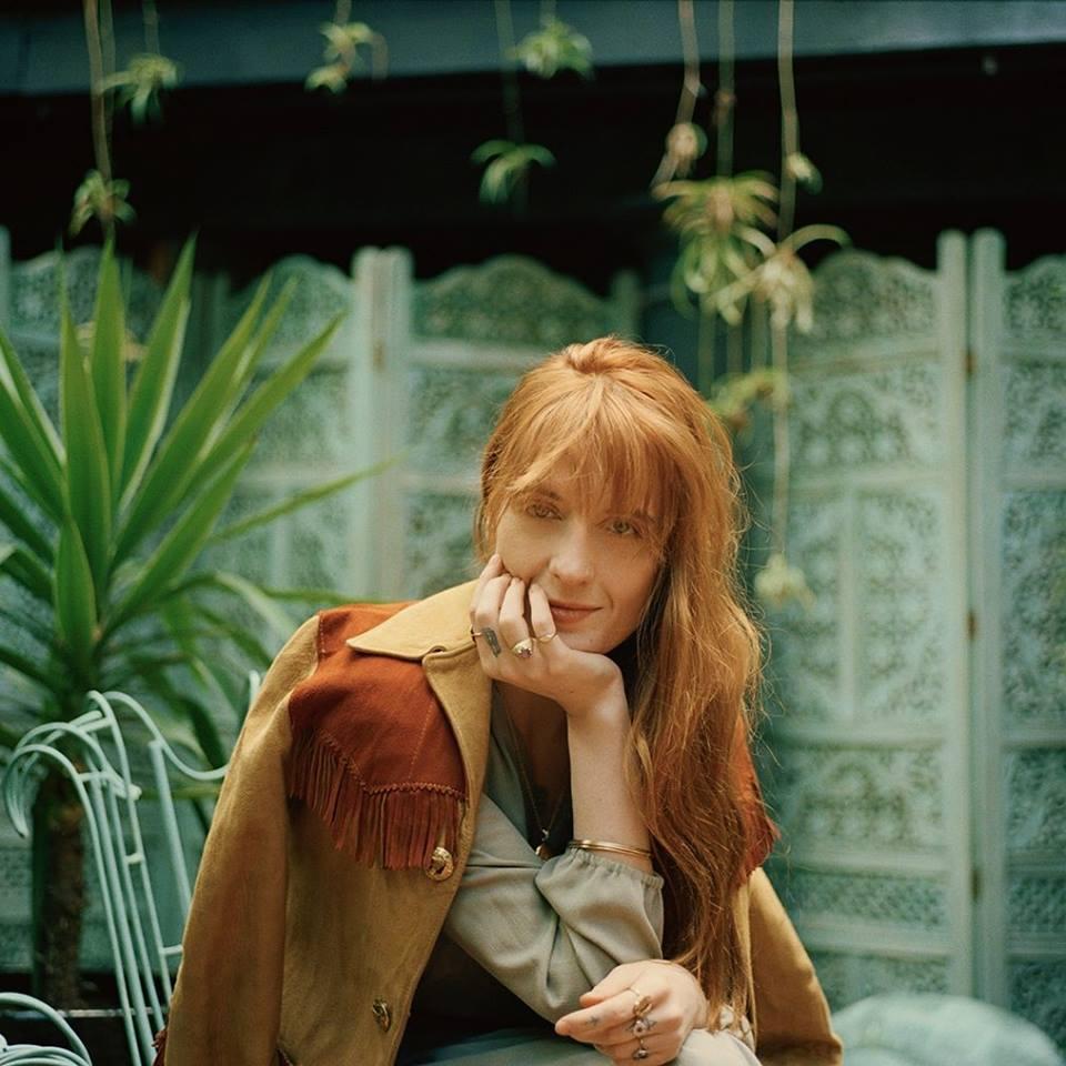Florence + The Machine vijfde headliner Rock Werchter 2019!