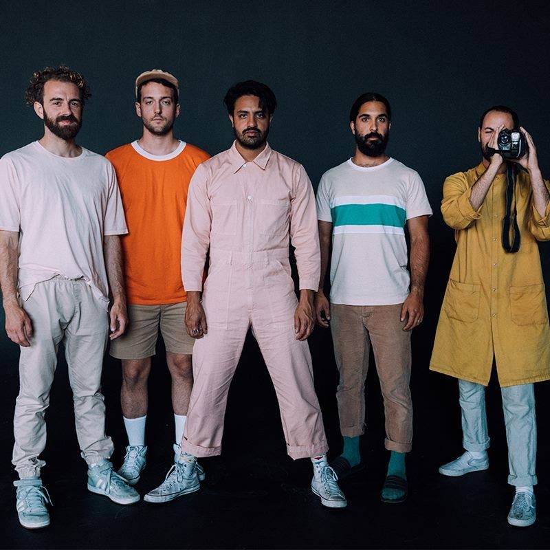 "Nieuwe single Young The Giant – ""Simplify"""