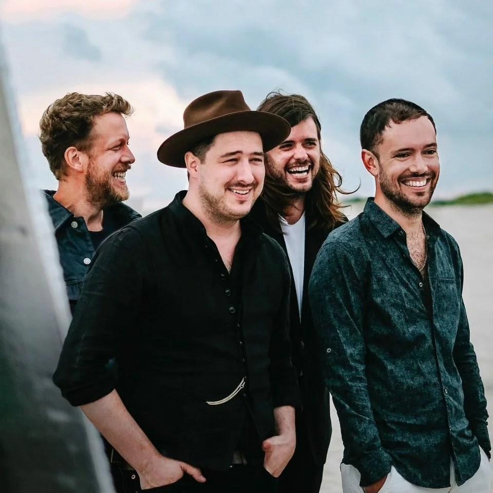 "Nieuwe single Mumford & Sons - ""Guiding Light"""