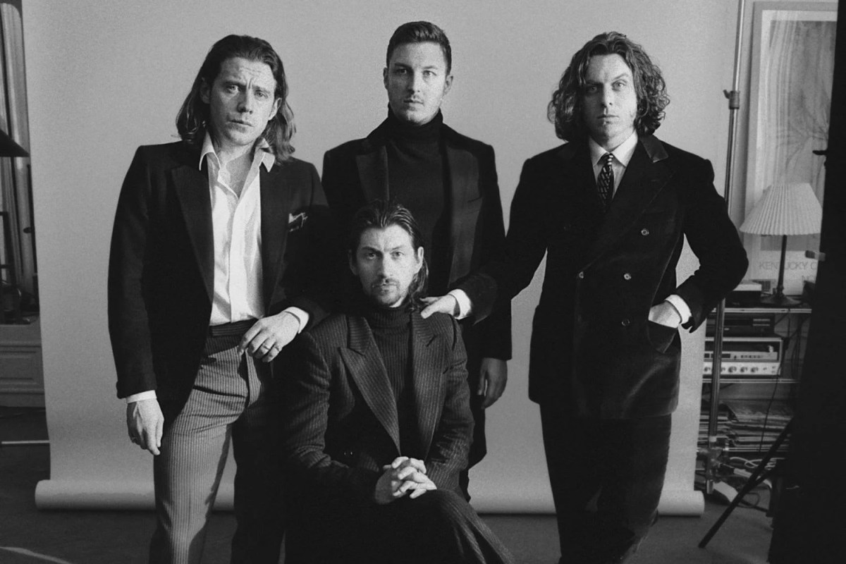 "Arctic Monkeys @ Columbiahalle (Berlijn): ""WE ARE BACK!"""