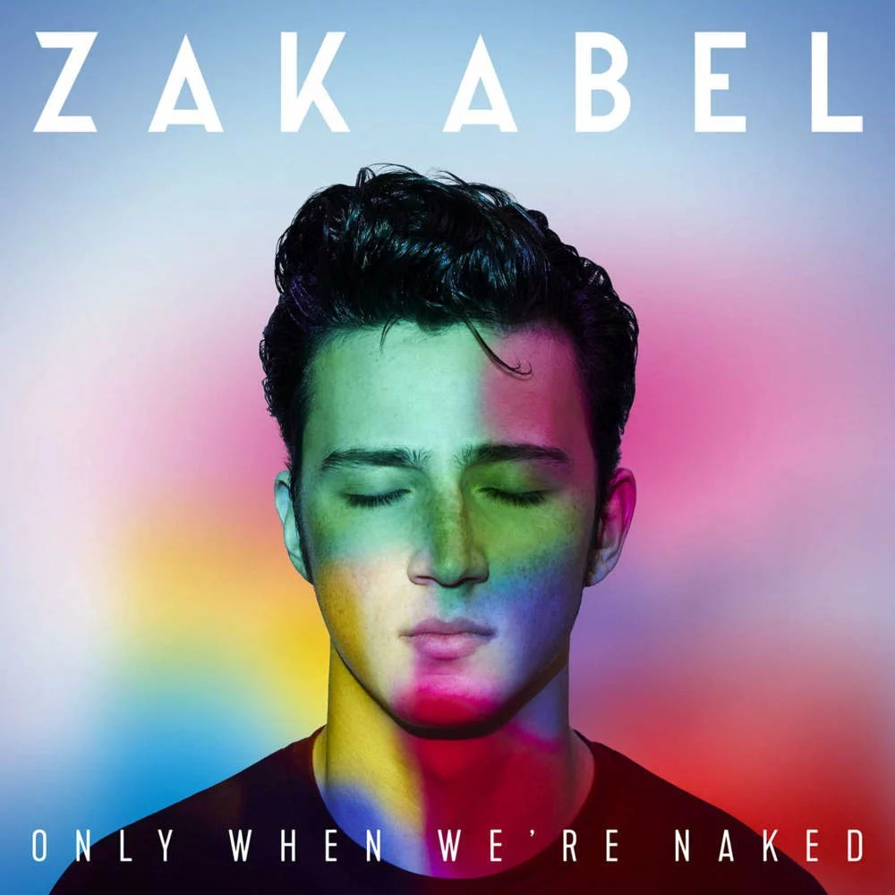 Zak Abel – Only When We're Naked (★★★★): Funky pop door een roze bril
