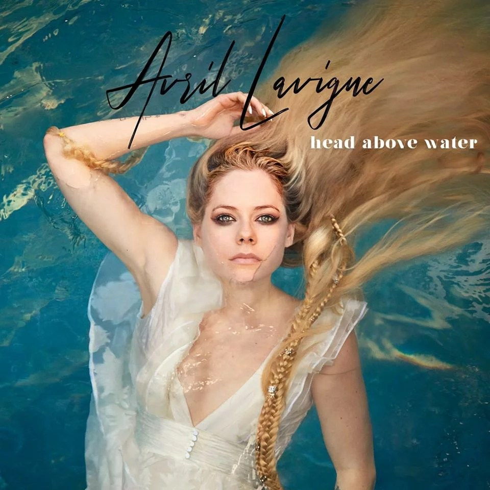 "Nieuwe single Avril Lavigne - ""Head Above Water"""
