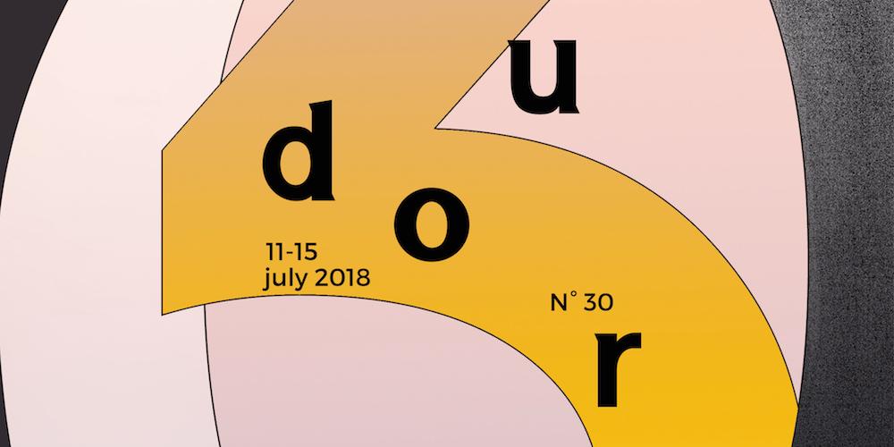Afbeeldingsresultaat voor Dour affiche 2018