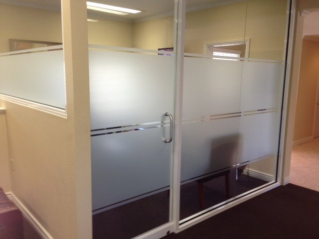 Commercial Glass Installation - Small and Large Businesses