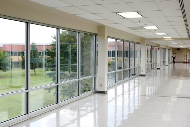 Commercial Glass Types