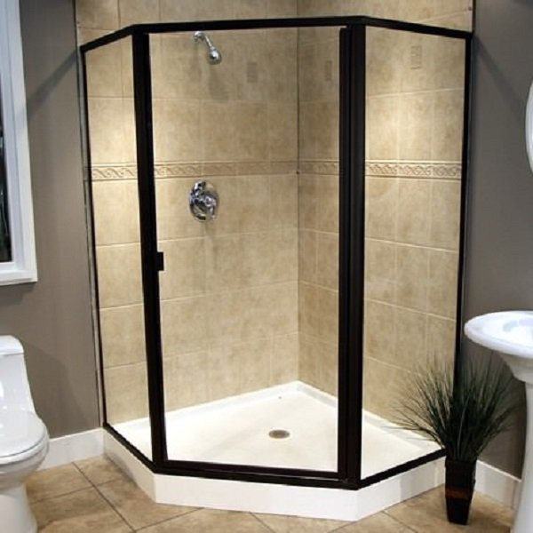 Bathroom Remodel: Replacing your Glass Shower Doors
