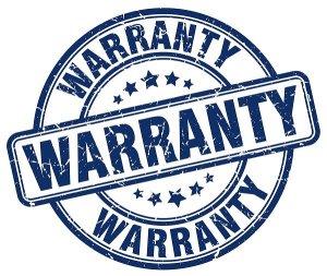 Glass Repair Warranty