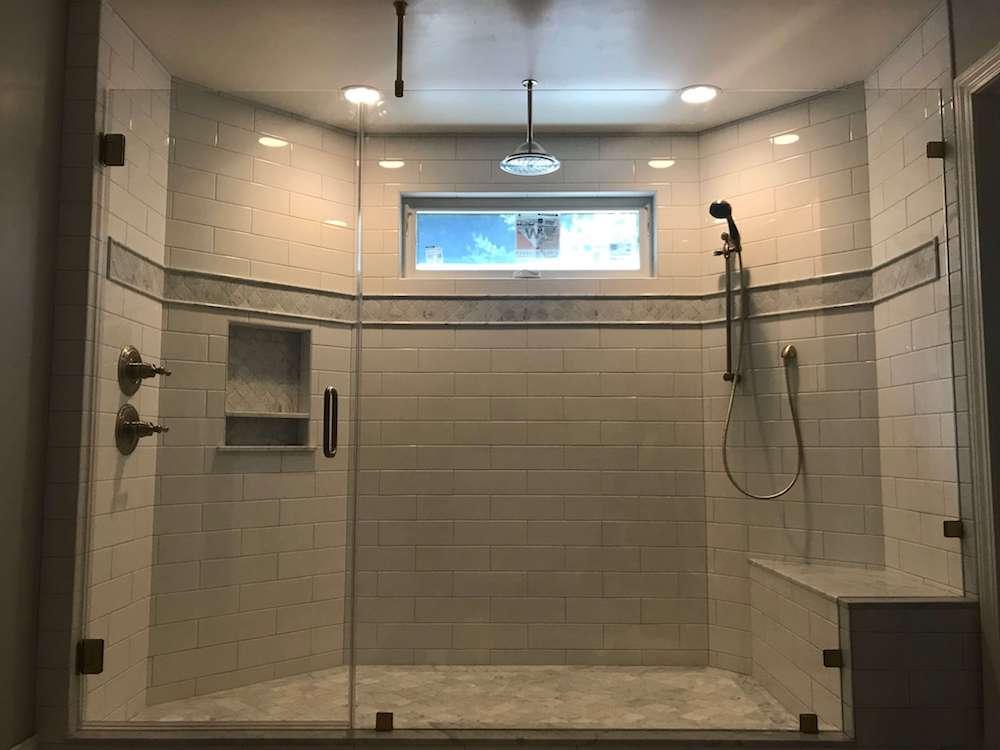 Concord Shower Door Installers - Dan\'s Glass