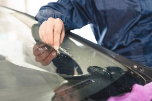 How to Repair Rock Chips on Your Windshield - auto glass replacement - Dans Glass