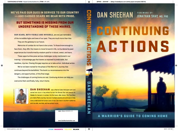 Continuing Actions Cover