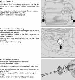 here s a good diagram on the oil drain filter on the 750cc small block motors for you  [ 1062 x 932 Pixel ]