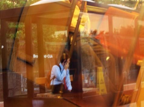 metro reflections