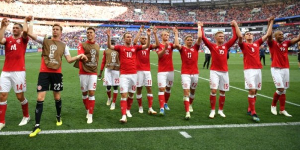 Se Danmark - Kroatien online