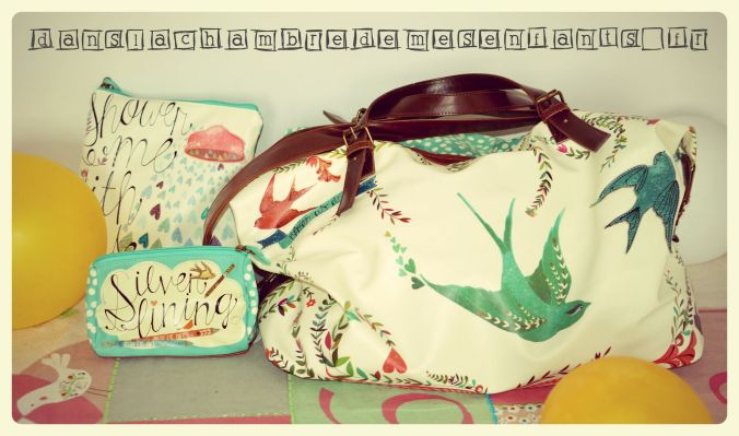 Sac et pochettes Disaster Designs in a Nustshell