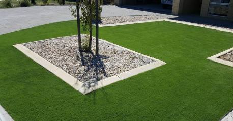 dans landscaping artificial lawn