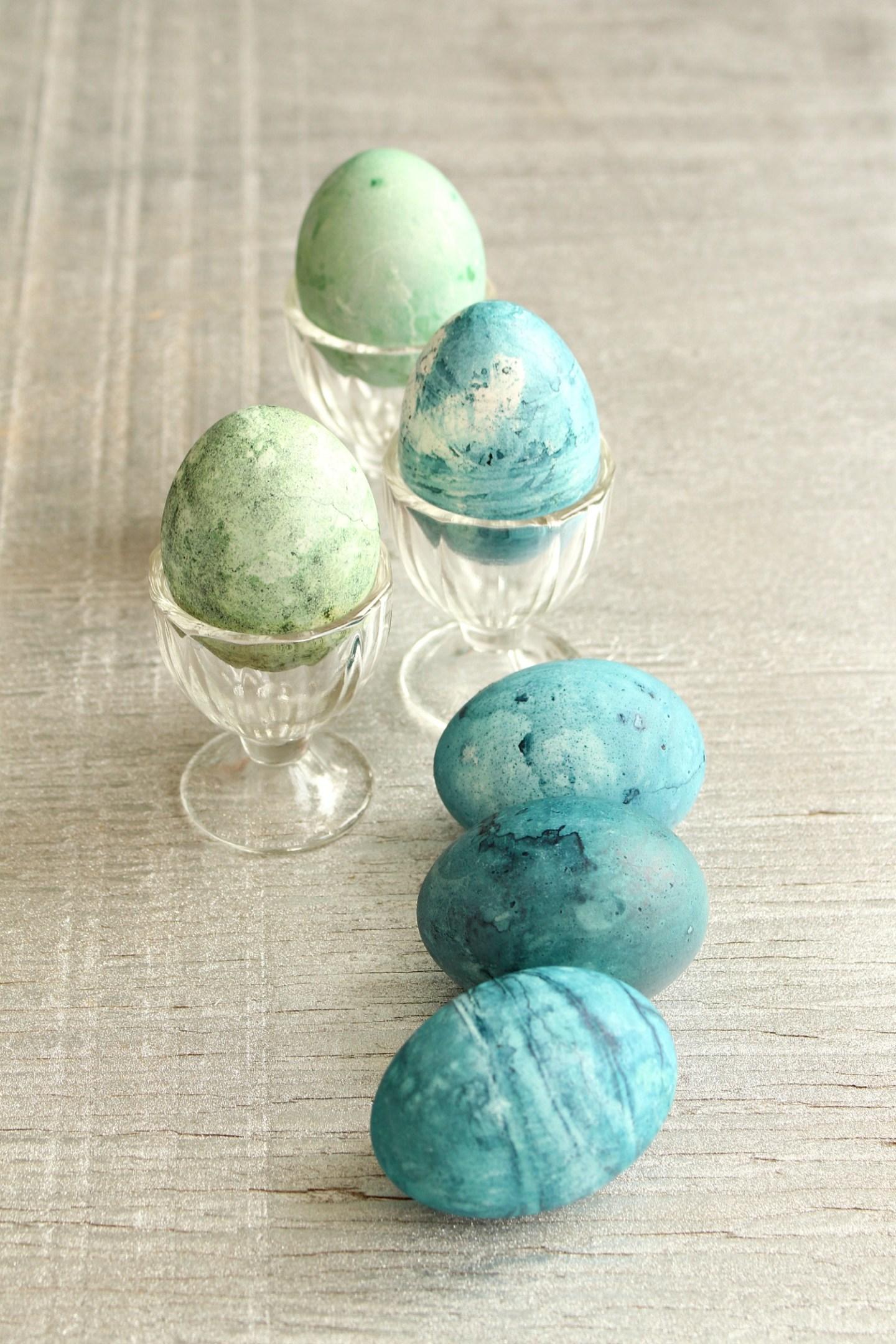 Pastel Easter Egg DIY