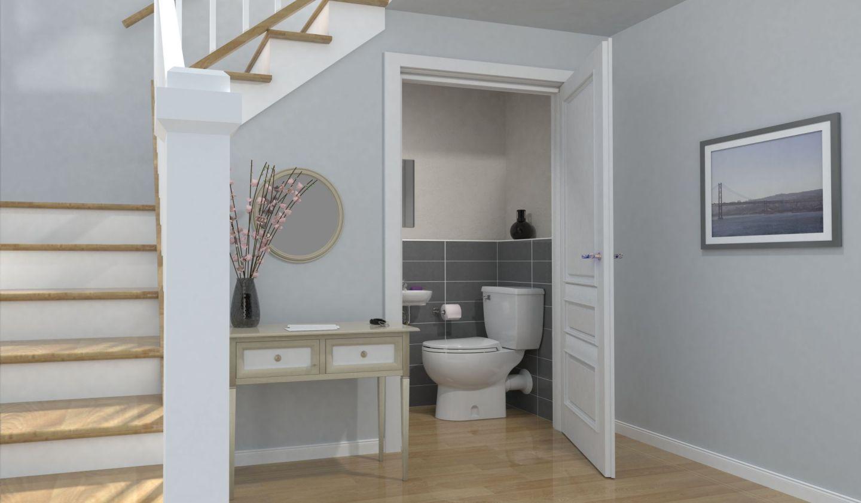 Add Bathroom Where There isn't Plumbing