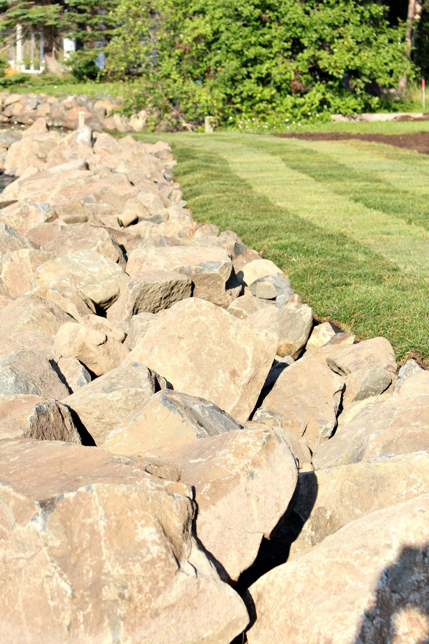 How to Prevent Shore Erosion