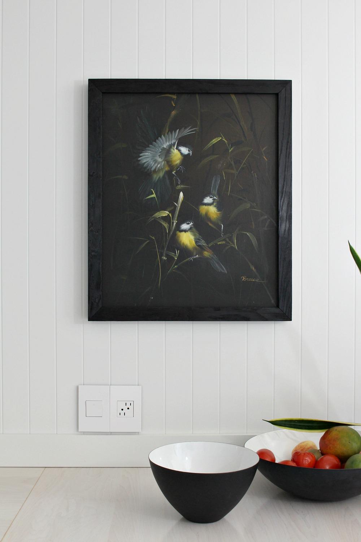 Build this Modern Black Frame for Art
