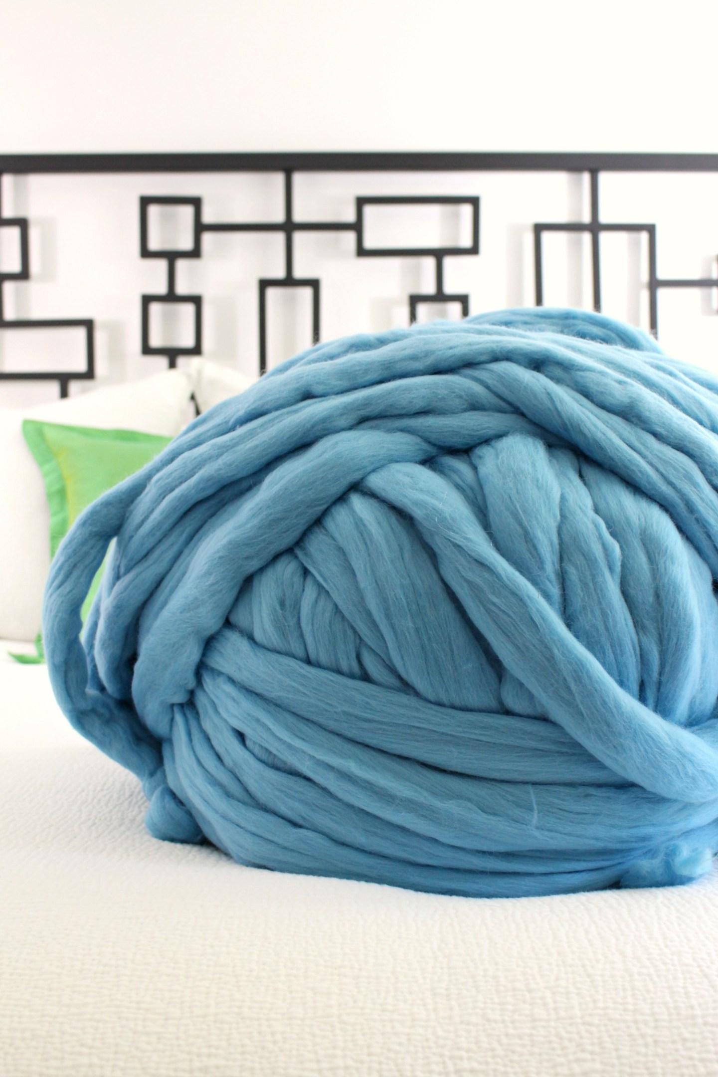 8lb ball of wool